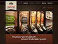 DIVERS : Les Cafés Trèfle d_Or [ Distribteur de café ]